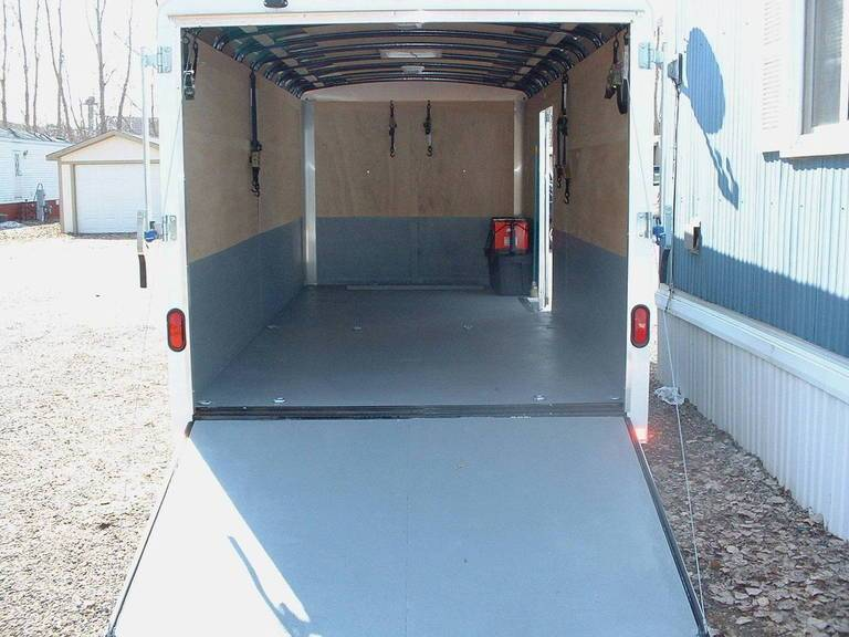 ATV TRAILER FLOOR SEALANT | High Lifter Forums